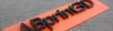 Vendita stampanti 3D